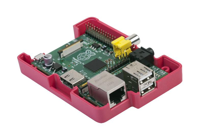 Cyntech offers new enclosure and cable kit for Raspberry Pi