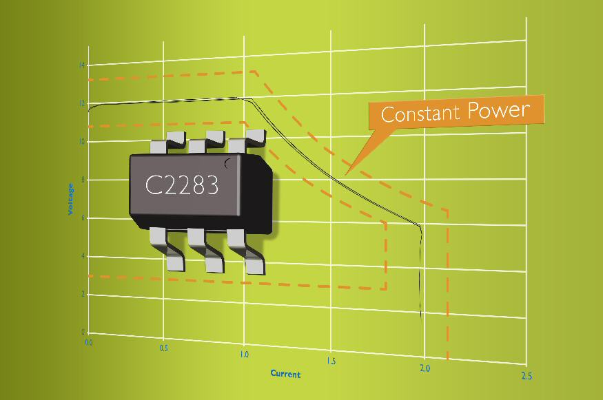 CamSemi targets constant-power C2283 PSS flyback controller at low-cost networking adapters