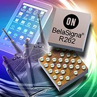 On Semiconductor introduces BelaSigna R262 SoC