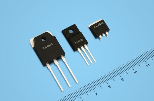 MSC offers three new Renesas Electronics 600-V super-junction MOSFETs