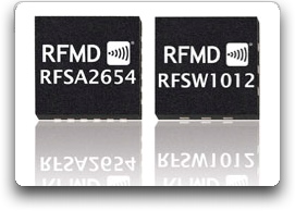 RFMD introduces new control components for cable application