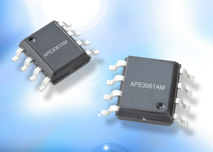 New up-rated PWM controllers from Advanced Power Electronics offer size and cost benefits