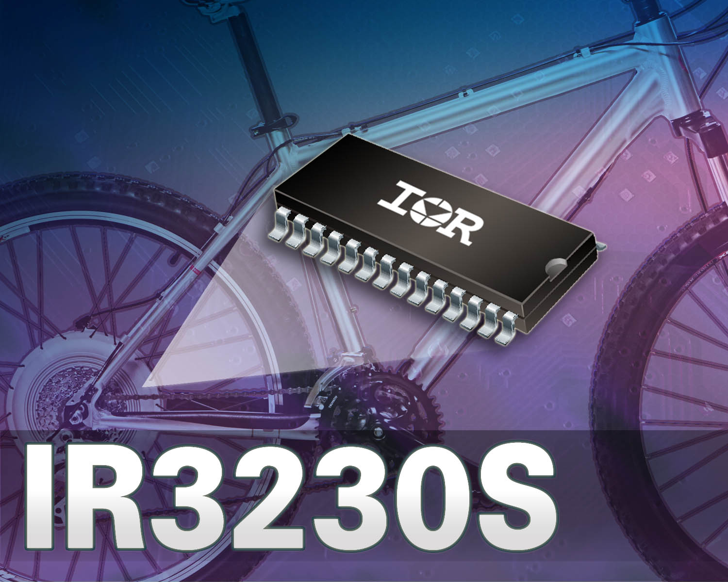 Power Systems Design Psd Information To Your Designs Rgb Led Strip Control Pic18f2550 Mosfet Driver Circuit Serit Ir Introduces Ir3230spbf Three Phase Gate Drive Ic For Ebike Inverters