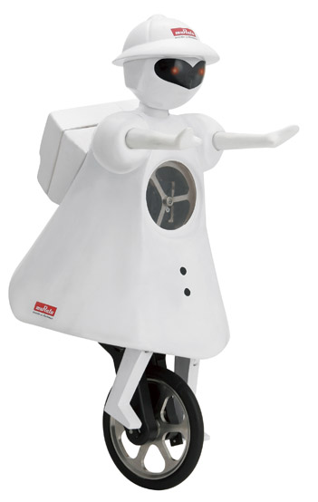 Murata Invites Visitors to View Demonstrations Including Unicycling Robot and RFID Capabilities at Electronica 2010