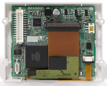 Sharp HAP Modules Enable Simple Design-In of Displays