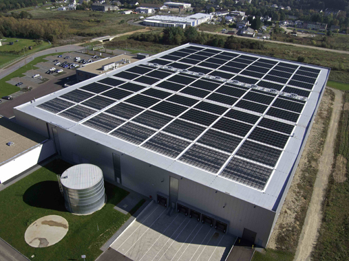 Alwitra Completes Largest Solyndra Installation in Germany