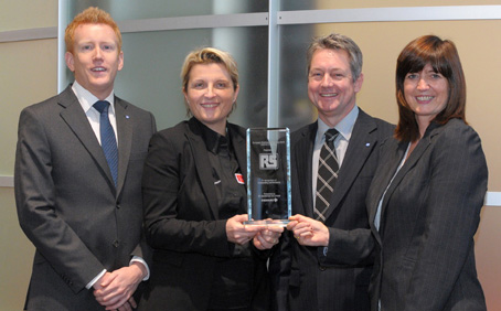 ZF Electronics Names RS Components as European Switches & Controls Distributor of the Year Due to Massive Sales Growth