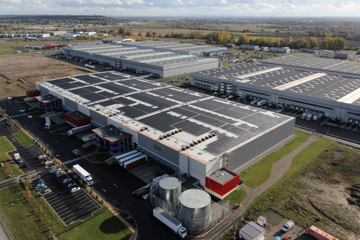 Nazca Finalizes Record Solyndra Project in France