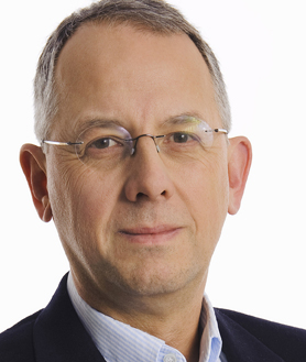 Ericsson's Jan Wäreby Appointed Head of Sales and Marketing