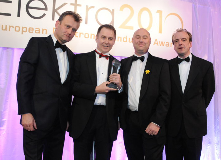 Linear Technology Wins Renewable Energy Design Award