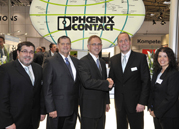 Mouser Electronics' Distribution Agreement with Phoenix Contact Expands to Europe