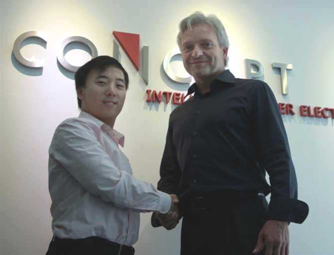 CT-Concept Technologie AG Opens Sales Office in China