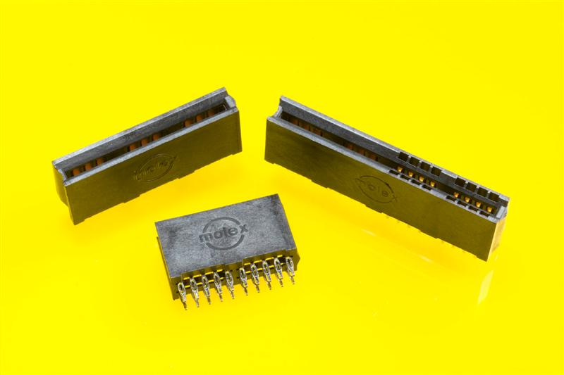 Farnell first in Europe to stock Molex EXTreme Power connectors that address high current density, limited space applications