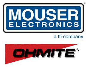Mouser Honored with Presidents Elite Award from Ohmite