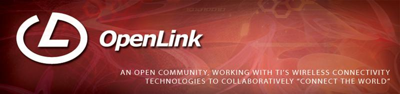 TI introduces OpenLink™, open source wireless connectivity solutions for low power applications