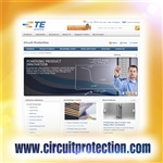 TE Circuit Protection Launches Revamped Website