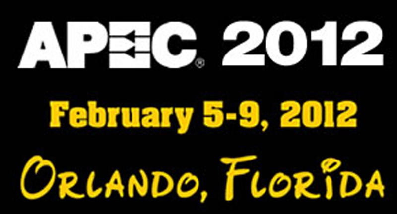 APEC Issues Call for Papers for February 2012 Conference
