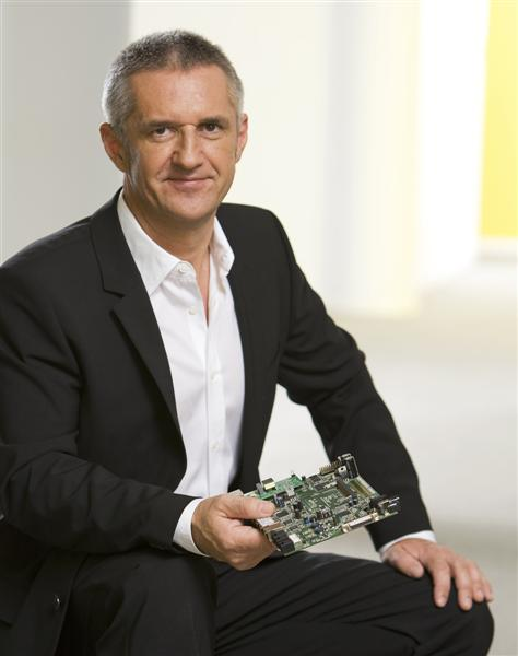 Lantiq CEO Christian Wolff Elected to the Global Semiconductor Alliance's EMEA Leadership Council