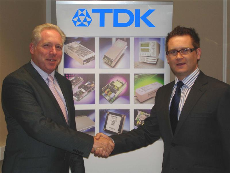 TDK-Lambda extends its reach in the Irish market