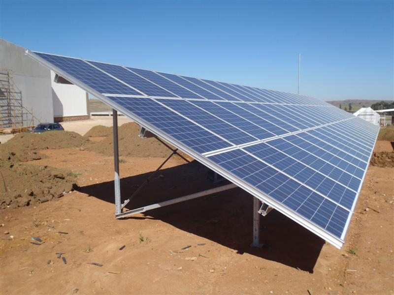 IBC SOLAR and their South African Partner Lapp Group Implement Solar Project for Coca-Cola Water Bottling Plant