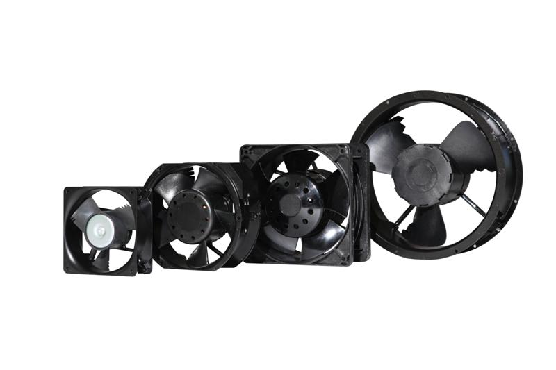 RS Components expands exclusive stocked range of high quality Comair Rotron AC fans
