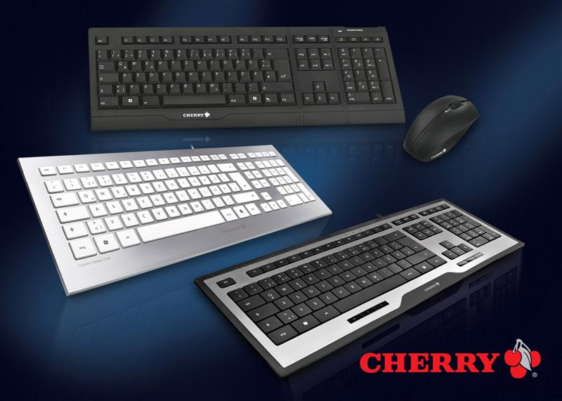 CHERRY to showcase premium keyboards and desktops at London International Technology Show
