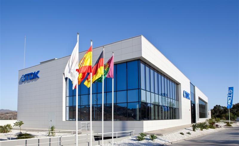 Center of competence for power capacitors: TDK-EPC opens new factory in Spain