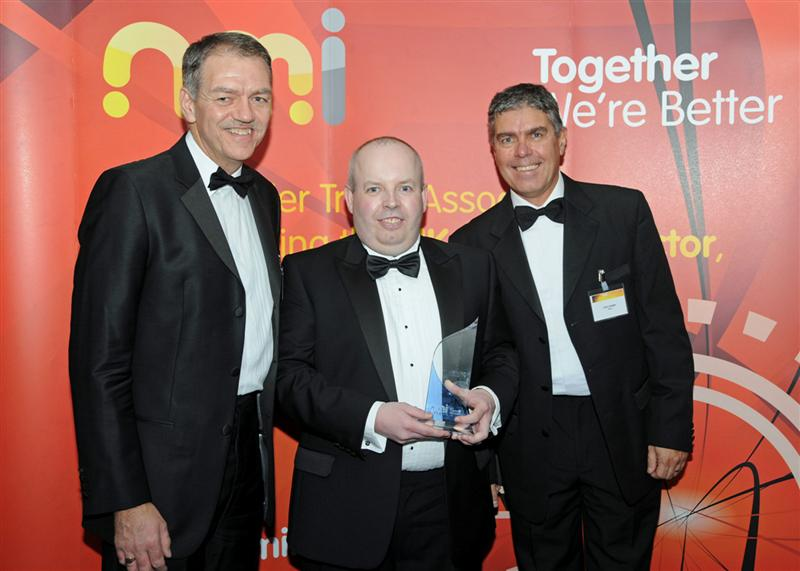 Diodes Incorporated Wins Double at UK Industry Awards