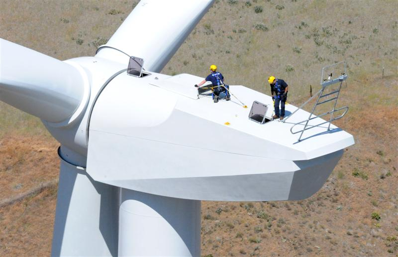 REpower and EDF EN Canada Inc. conclude contract for 150-megawatt wind farm in Canada
