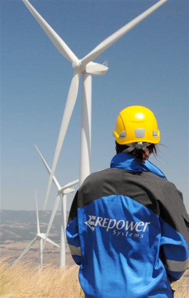 REpower to supply 68 turbines for its first wind farm in Pennsylvania
