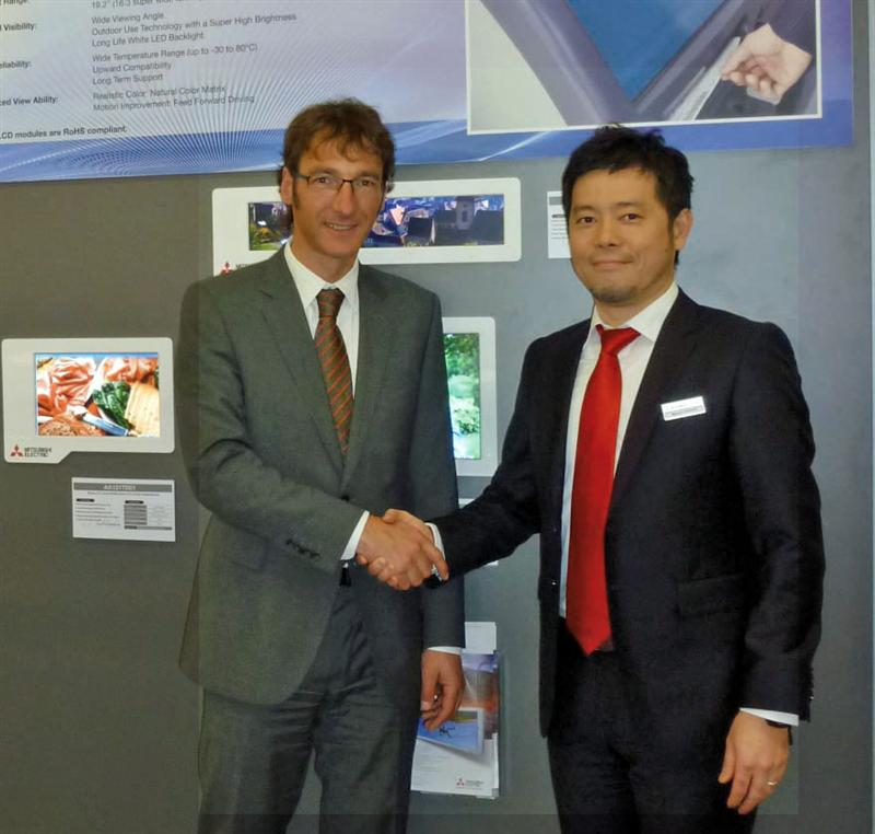 Mitsubishi Electric adds new Sales Channel structure for industrial-TFT System Solutions