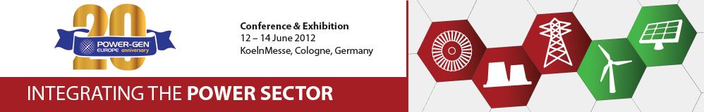 POWER-GEN Europe 2012 to focus on the integration of the power sector in Cologne