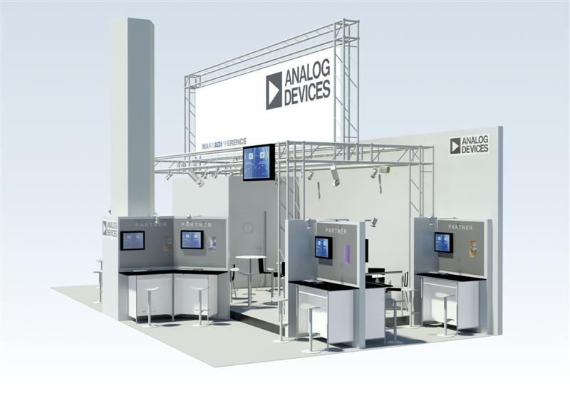 Analog Devices Delivers Range of Innovative High-Performance Signal Processing Solutions at Embedded World 2012