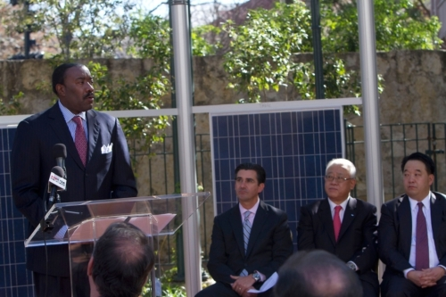 CPS Energy Attracts Global Manufacturers With Solar Project