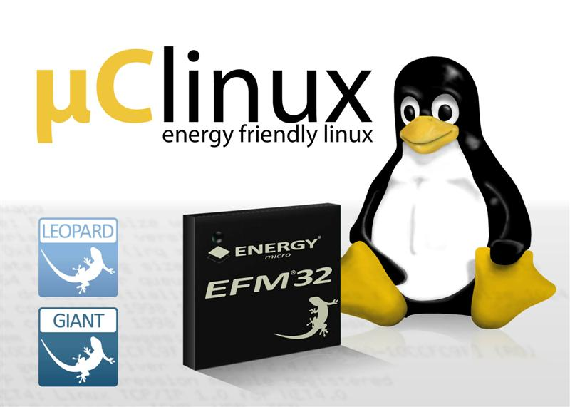 Energy Micro and Pengutronix demonstrate the worlds most energy friendly Linux for ARM Cortex-M3