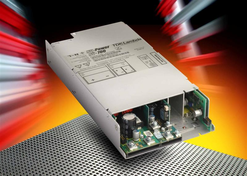 TDK-Lambda's NV700 modular power supplies meet latest medical approvals
