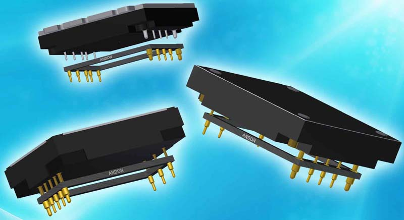 Luso expands portfolio with new exclusive distribution agreement with Andon Electronics for SynQor DC/DC converter sockets