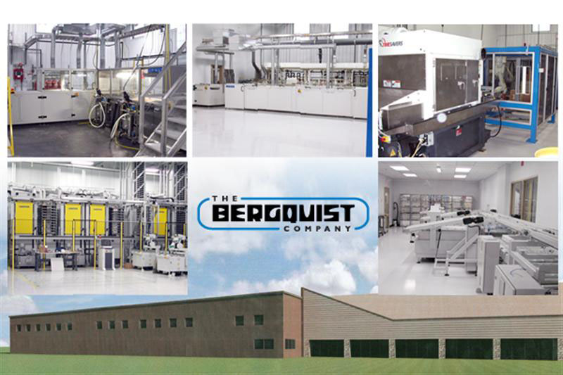 The Bergquist Company Increases Capacity at Prescott Facility by Adding Advanced New Production Line