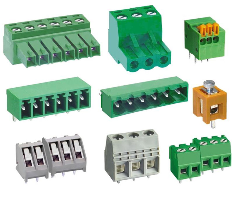 New ranges of Multicomp PC Board Terminal Blocks in stock at Farnell element14