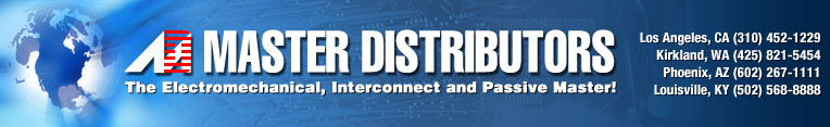 Master Distributors Joins with World Products, LLC to Offer Thermally Protected Varistor Technology
