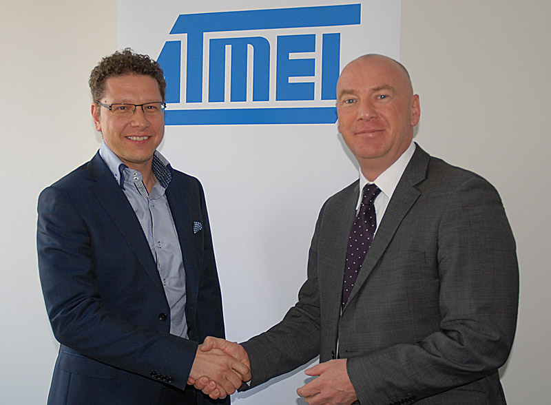 Atmel Signs Full-Line Distribution Agreement with Farnell element14