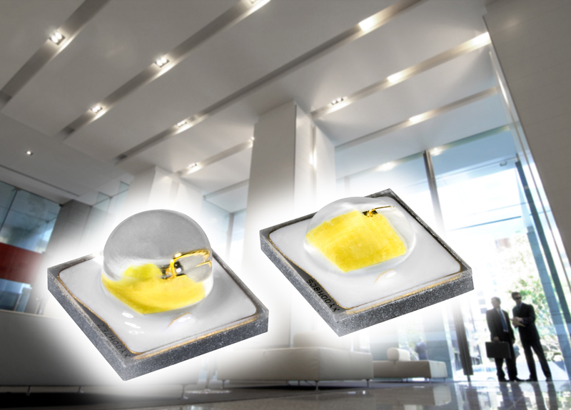 Now at Rutronik: Temperature stable Oslon SSL LED from OSRAM Opto  Semicunductors