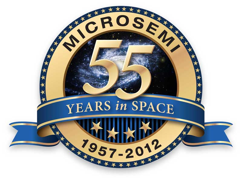Microsemi Commemorates 55 Years in Space and 10,000th Radiation-Tolerant RTAX-S/SL FPGA Shipment