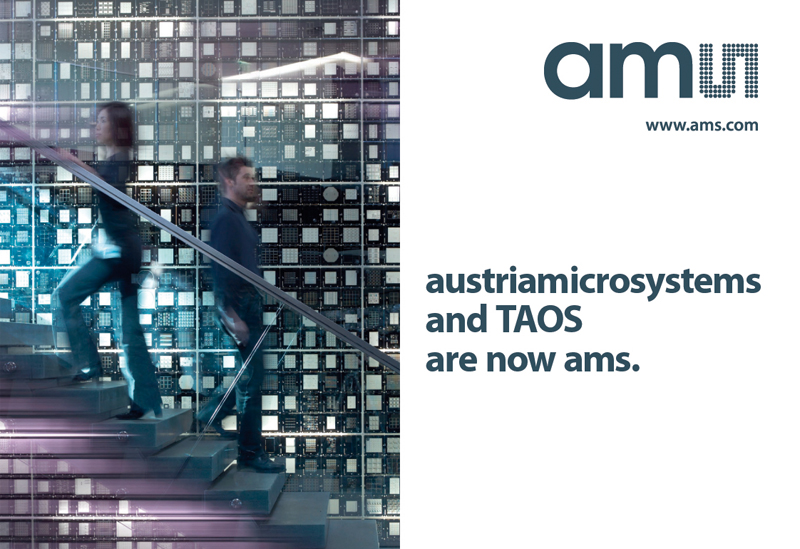 austriamicrosystems announces new company