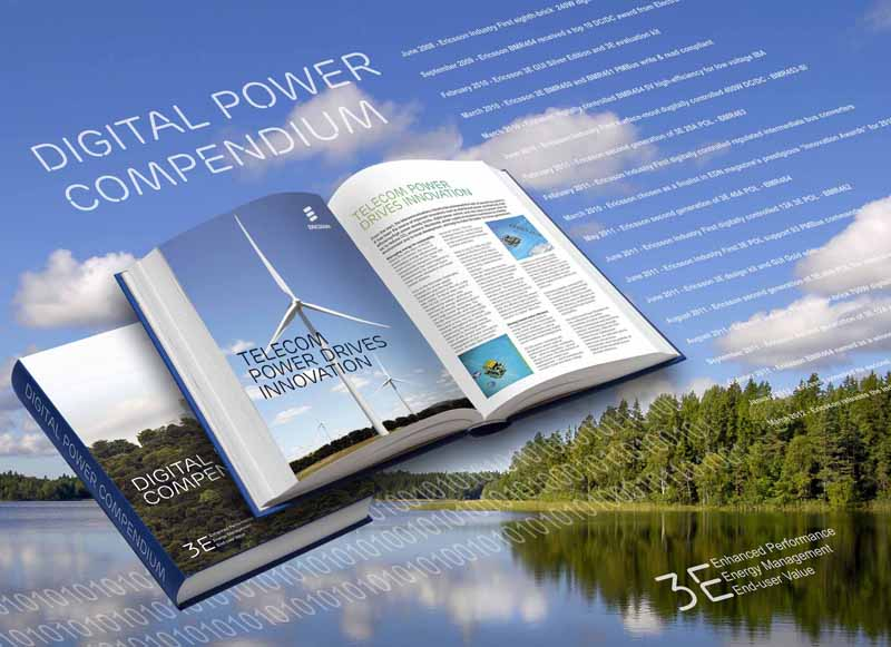 Ericsson �Digital Power Compendium'  Hits Four-Figure Download Total