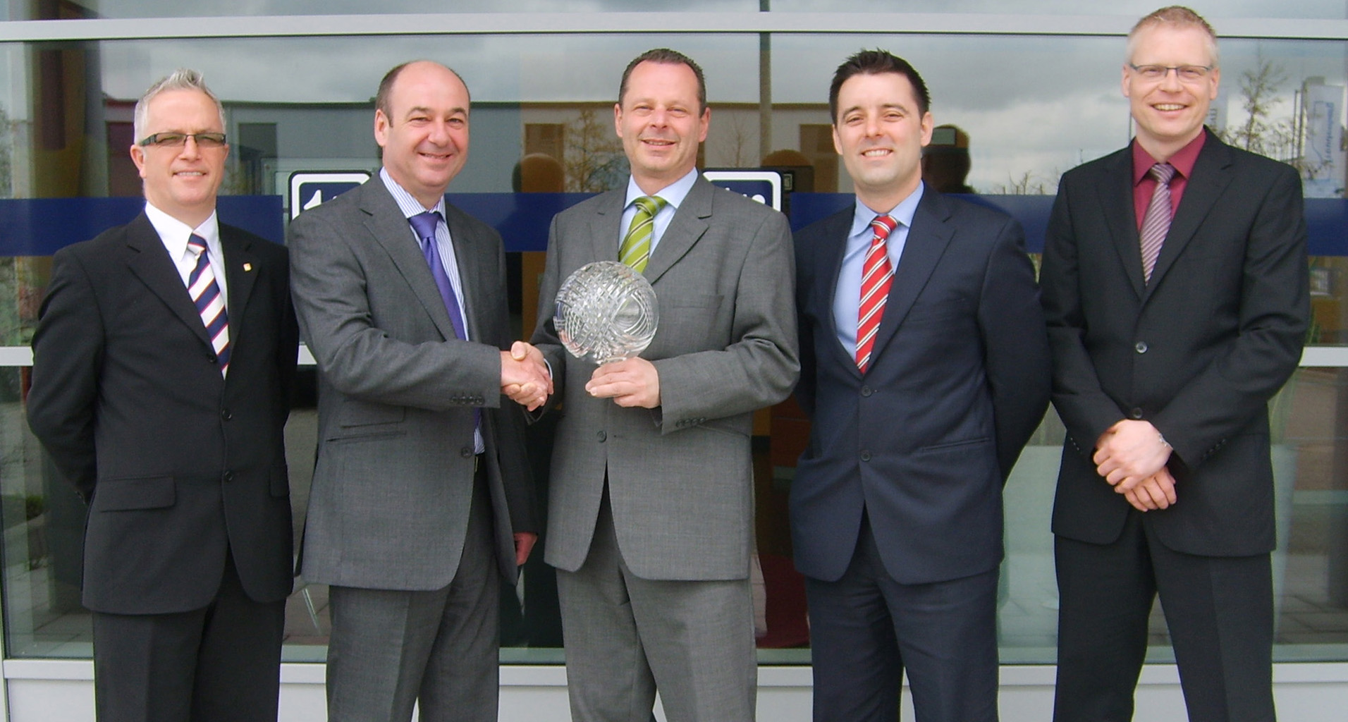 Harwin again wins TTI Supplier Excellence Award
