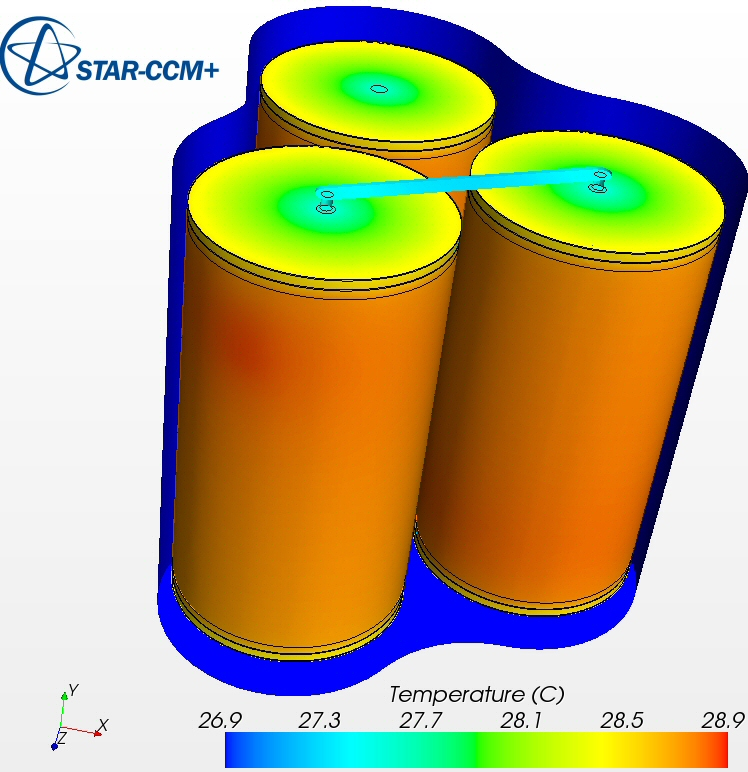 CD-adapco releases lithium-ion battery-cell simulation software