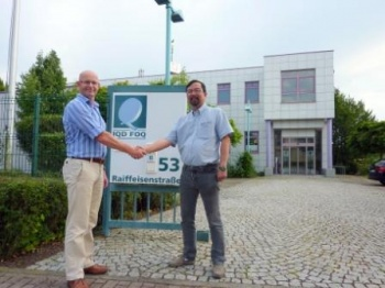 Kolinker Group, X'tals acquires 40%  of IQD OCXO manufacture
