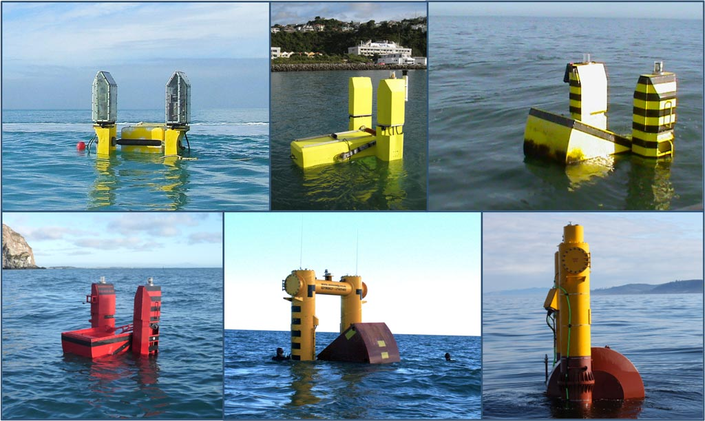 WET-NZ first test device for Oregon wave-energy test site