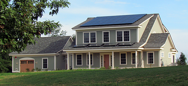 Net Zero Energy Residential Test Facility launched
